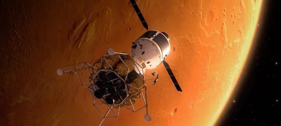 Mars seemed a bit closer this year as private and public enterprises take aim at the Red Planet