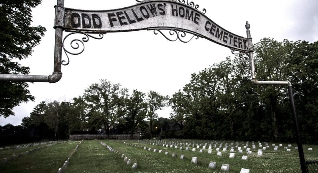 Odd Fellows Home Cemetery