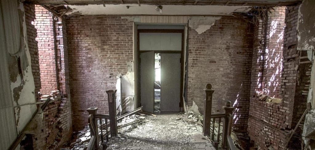Inside the asylum