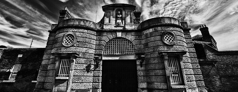 Paranormal Lockdown visits The Dana Prison