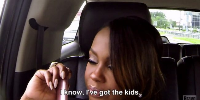 Phaedra Parks gets bomb threat on The Real Housewives of Atlanta