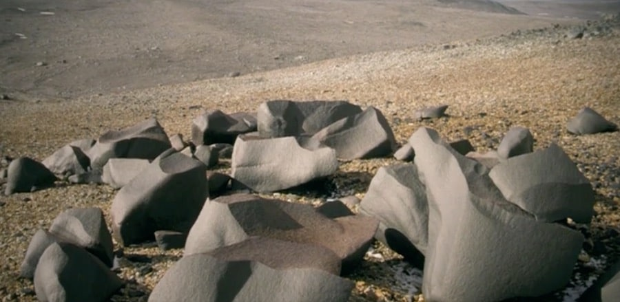 Wind and sand sharpened rocks have a proved very damaging to Curiosity's wheels
