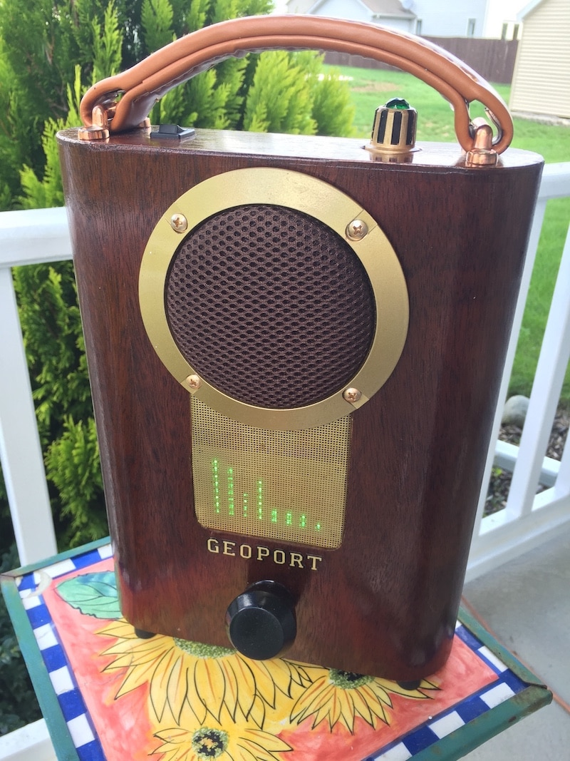 The GeoPort, which is clearer than its predecessors