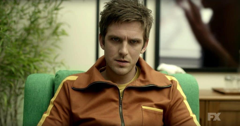 Dan Stevens as David Haller on Legion