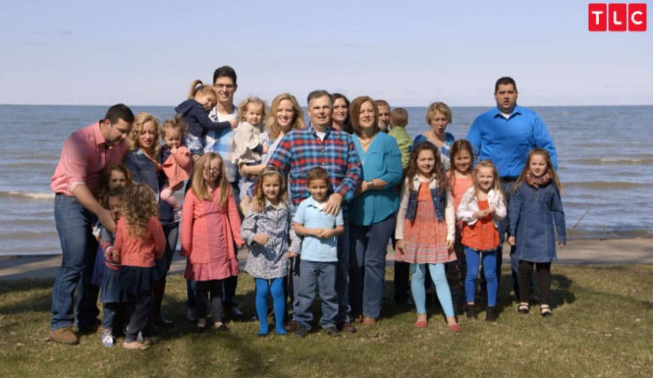 Meet the Putnams - image of family