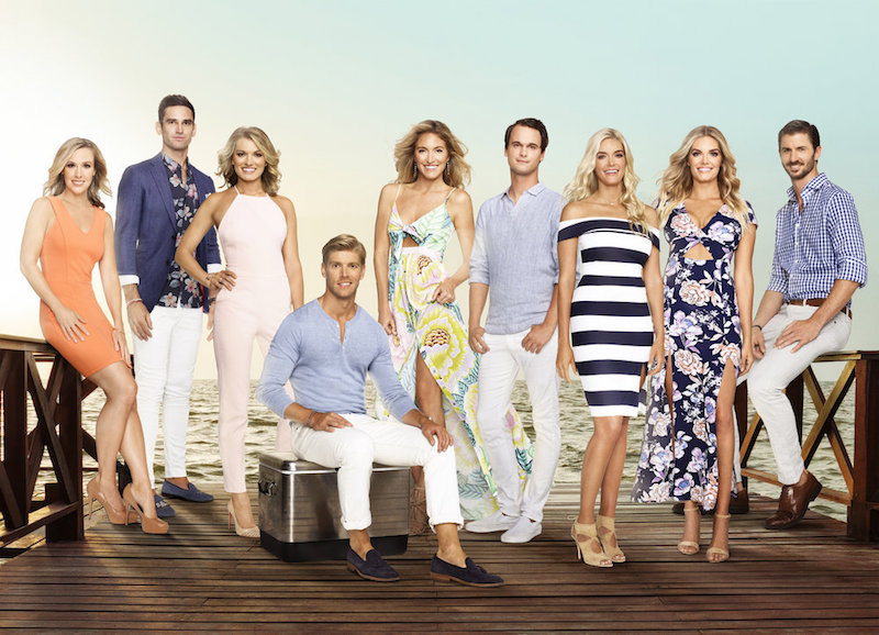 All the Summer House cast