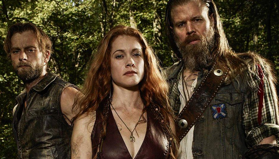 Ryan Hurst: Farrells on Outsiders are like Tarzan meets Shakespeare