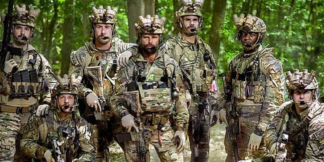Cast of History's SIX 'had butts kicked' in Navy SEAL boot camp to prepare for roles