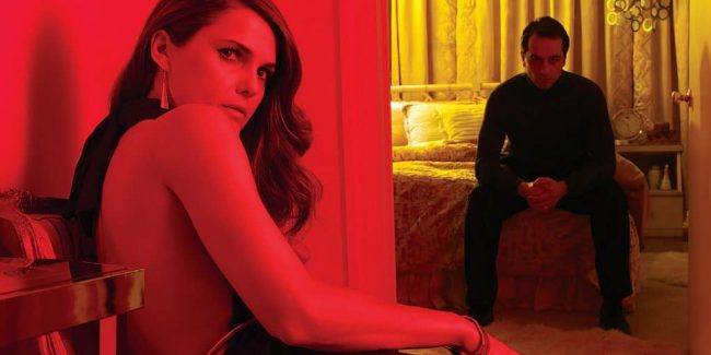 The Americans team enjoyed watching real-life Russia spy drama play out 'in twisted way'