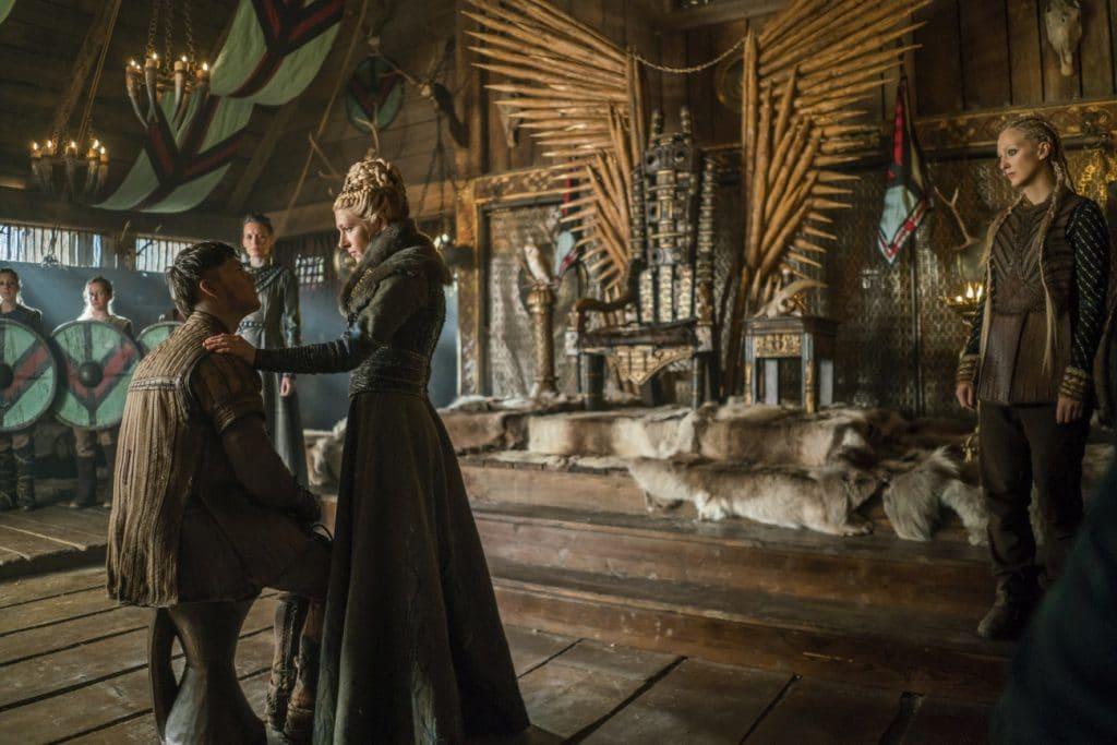 известно, викинги 4 сезон 17 чаще
