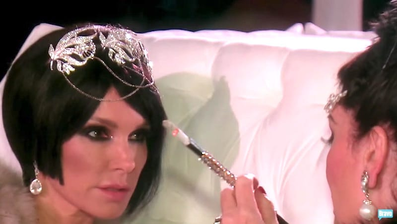 Eden Sassoon gets a warning from Lisa Vanderpump on this week's Real Housewives of Beverly Hills