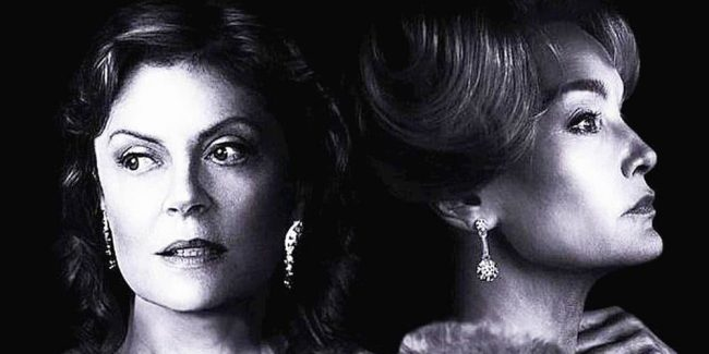 Sarandon and Lange say Feud on FX 'shows how little things have changed for women'