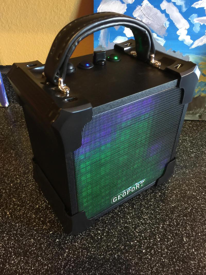 The Black-Box GeoPort