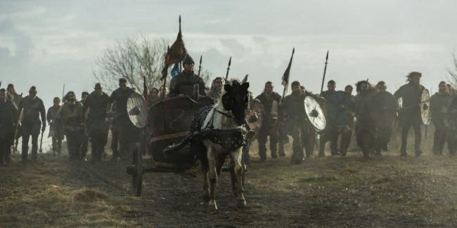Vikings recap: Lagertha is 'roastmaster' while Ivar outthinks Wessex army