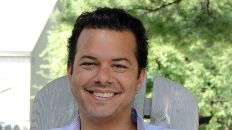journalist and managing director of The Daily Beast John Avlon