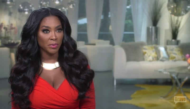 Kenya Moore Threatened By Ex Matt Jordan On The Real Housewives Of