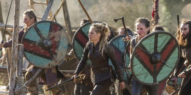 Lagertha tested in Kattegat and Wessex braces for Ragnar's sons on Vikings
