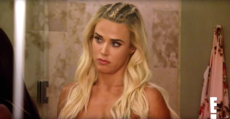 Lana queries Naomi about her wedding