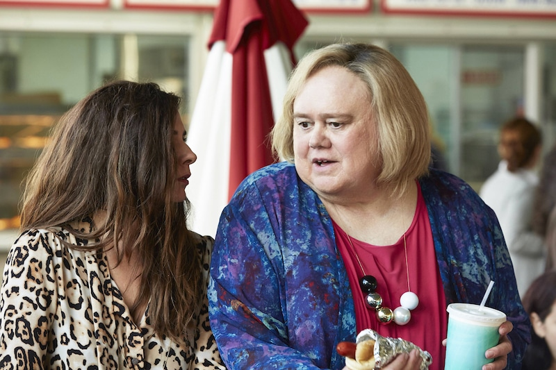 Louie Anderson as Christine Baskets in Baskets