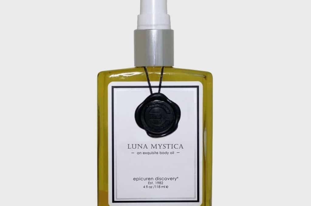 Luna Mystica oil!