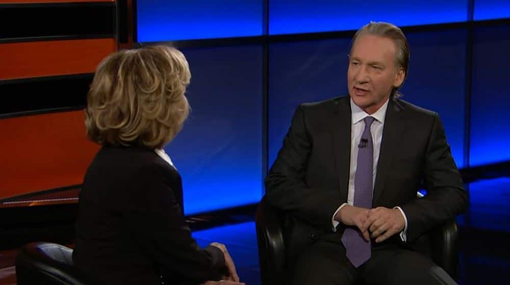Real Time with Bill Maher: Jane Fonda on President Donald Trump