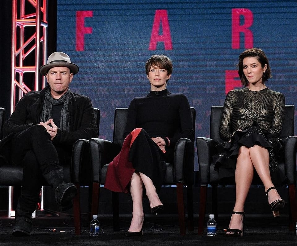 Ewan McGregor hadn't seen Fargo series before being approached about Season 3