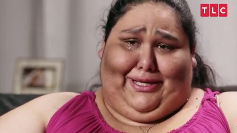 Ashley reveals on TLC's My 600-lb Life how she fears her weight will tear her marriage apart