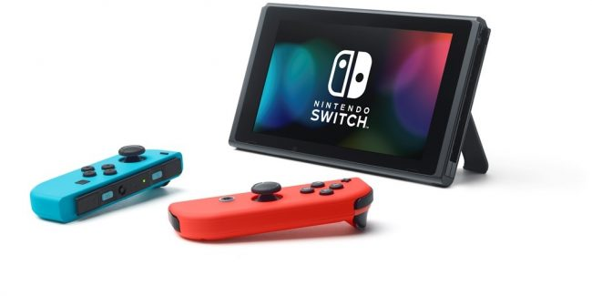 Nintendo Switch launches worldwide March 3