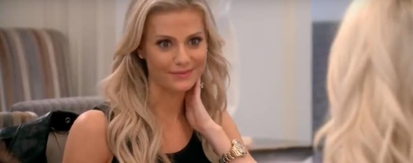 Dorit tells Erika her husband thought her undercarriage was in great shape