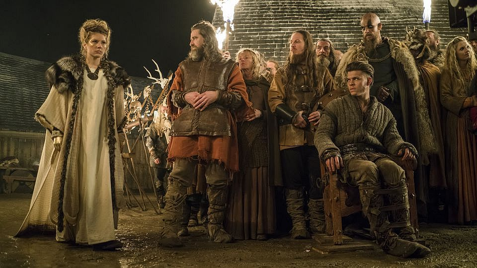 Vikings recap: Revenge served blood eagle style, and Wessex is next