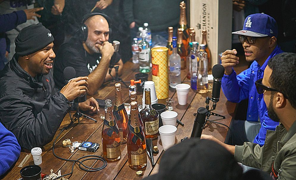 Drink Champs T I French Montana Video
