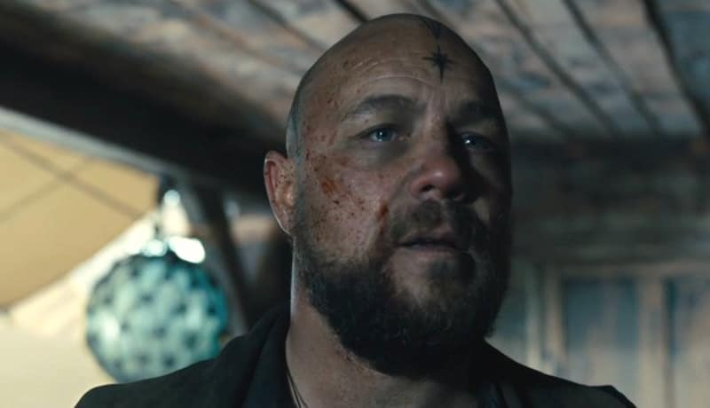 Stephen Graham as Atticus on FX's series Taboo