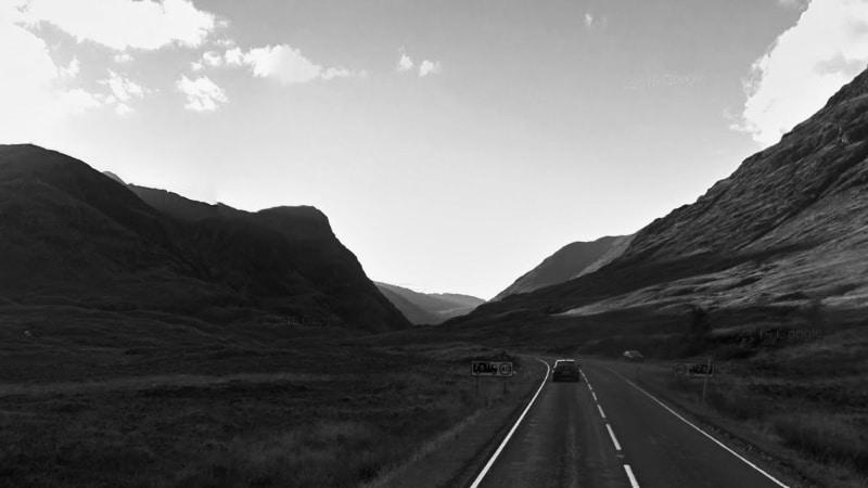 The phantom hitchhiker or vanishing hitchhiker
