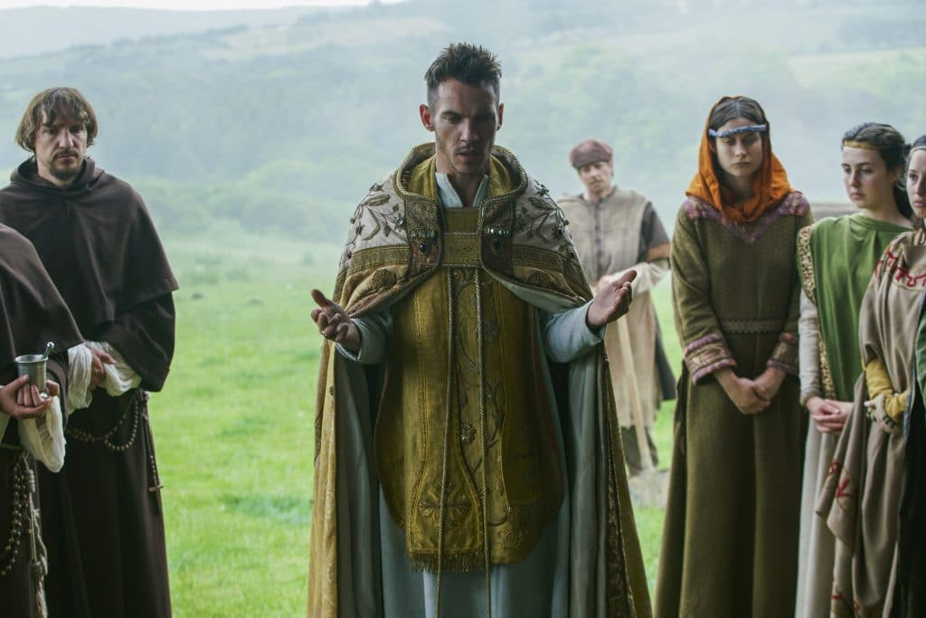 Image result for vikings jonathan rhys meyers