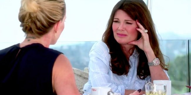 Real Housewives of Beverly Hills recap: When bored housewives play Telephone, it never ends well
