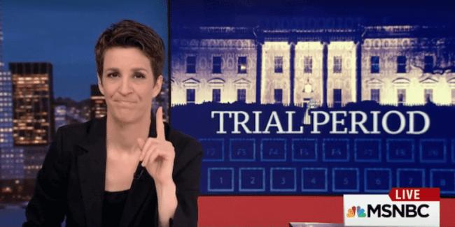 Rachel Maddow warns Trump could bring 'death of the Republic'