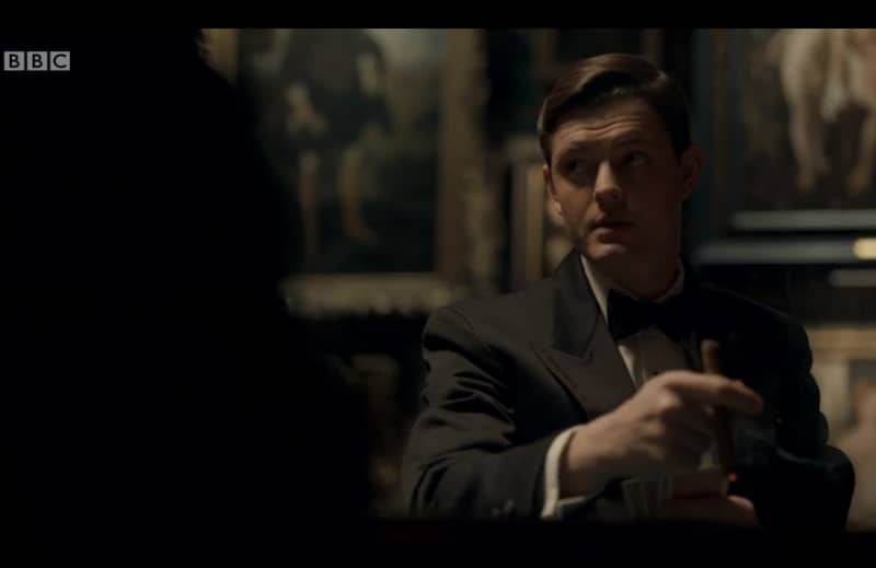 SS GB Archer - SS-GB recap: Spies, games and double dealings plague Episode 2