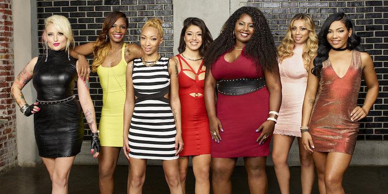 The Bad Girls club cast for Season 17