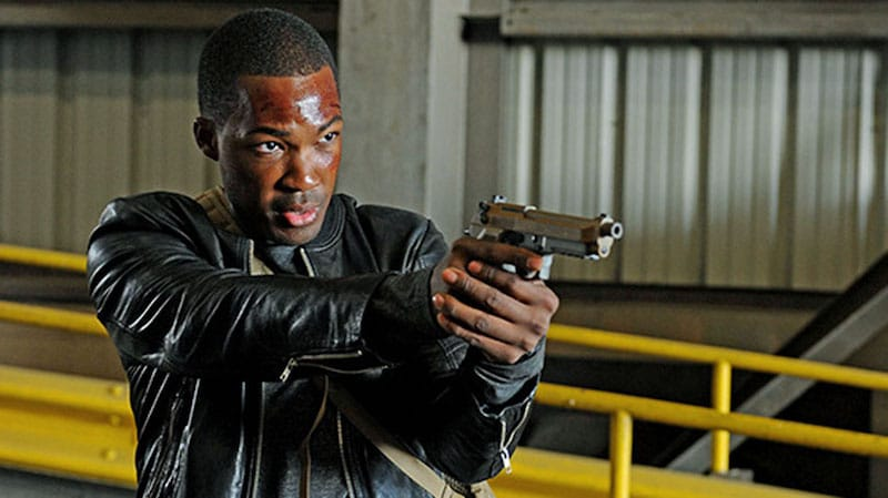 Corey Hawkins as Eric Carter in 24 Legacy