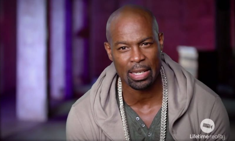 Darrin Henson and Alvester Martin nearly come to blows on Vivica's Black Magic