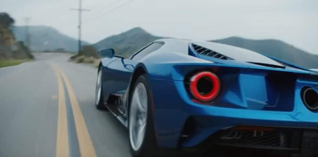 Go Further with Ford on their Super Bowl commercial
