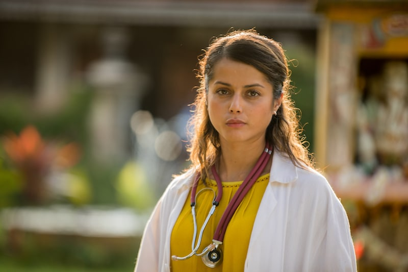 The Good Karma Hospital is a wonderfully offbeat drama