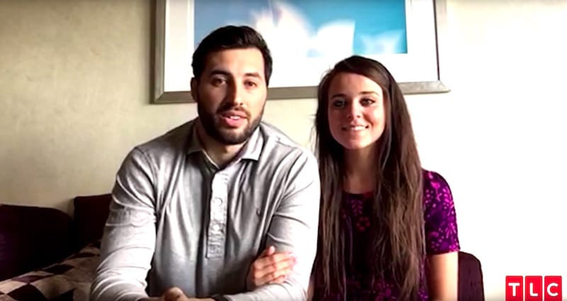 Jeremy and Jinger speak to fans in a message recorded while on their honeymoon in Australia