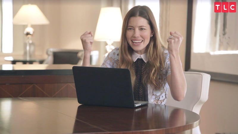Jessica Biel uncovers revelations about her past on the new series of Who Do You Think You Are?
