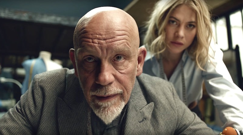 John Malkovich trying to register JohnMalkovich.com in the 2017 Super Bowl Squarespace commercial
