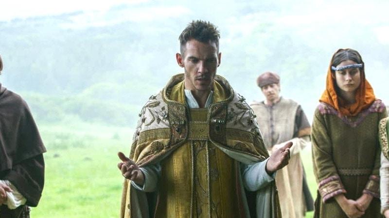 Vikings season 2 finale leaked celebrity