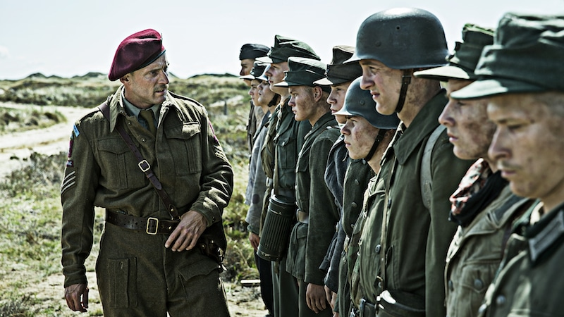 Land of Mine interview: The harrowing story behind Denmark's Oscar-nominated war film