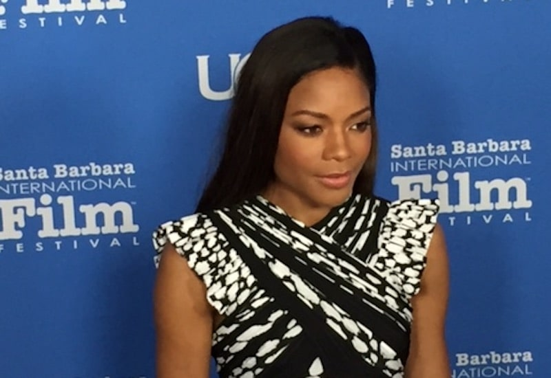 Naomie Harris at the 2017 Santa Barbara International Film Festival