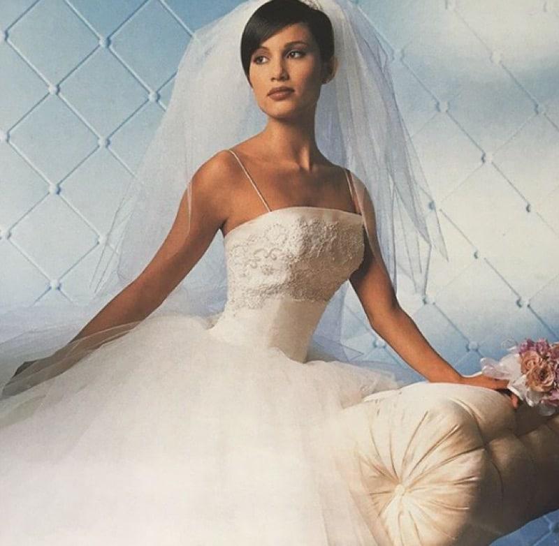 Randy Fenoli bridal range