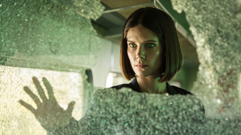 Who is Sonya Cassidy, actress who plays synth Hester in Humans Season 2?